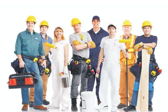 Abbigliamento da lavoro e antinfortunistica